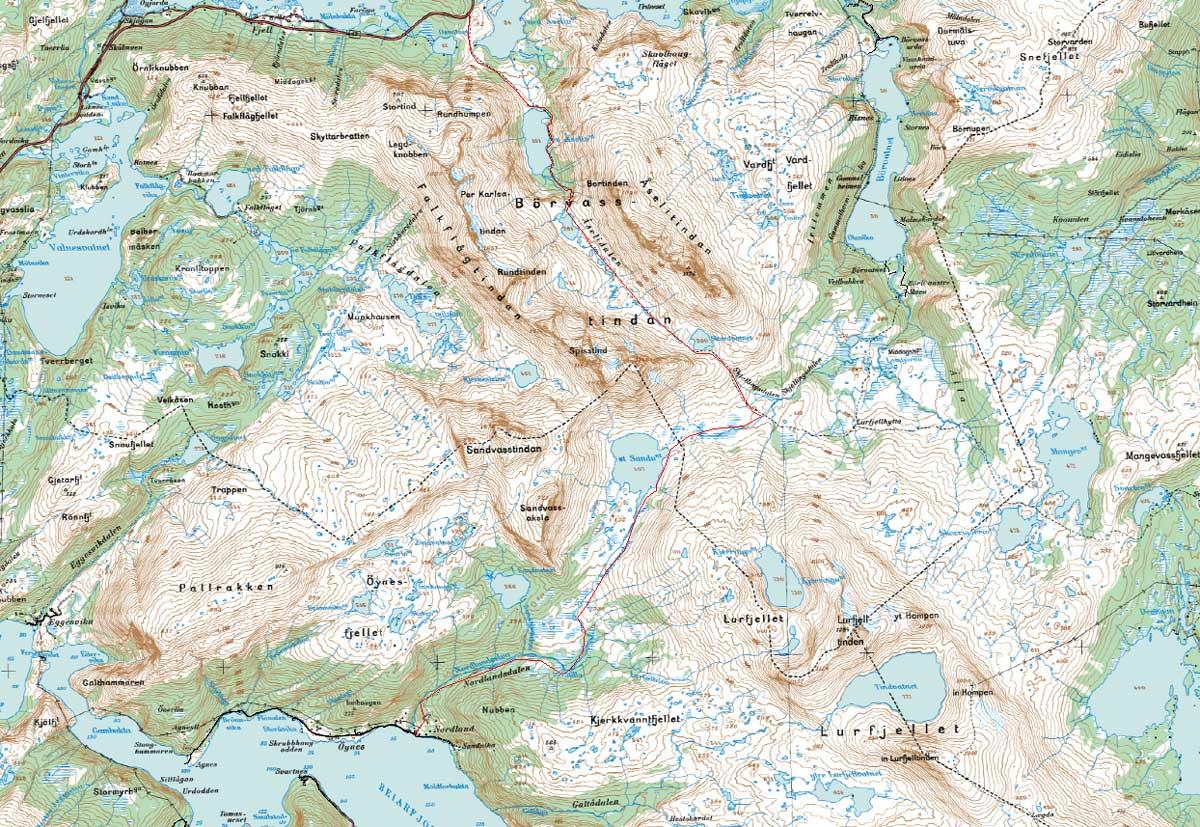 kart over beiarn Adkomst til Ytre Beiarn | Ytre Beiarn Velforening kart over beiarn